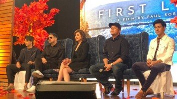 """First Love,"" dream project nina Aga, Bea, at Direk Paul"
