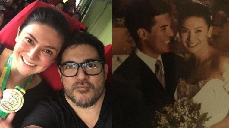PHOTOS: @agamuhlach317 (L) & @itsmecharleneg (R) on Instagram