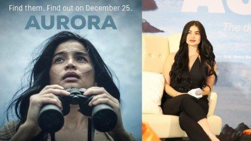 Did Anne Curtis have an actual ghost encounter?