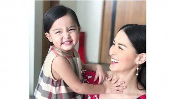 Alamin ang birthday wish ni baby Zia para sa mommy niya