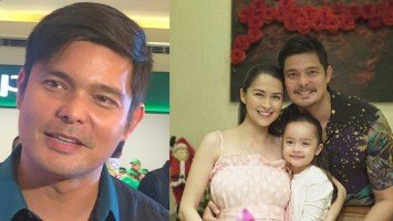 """Dingdong Dantes says Marian is giving birth """"maybe in a few weeks."""""""