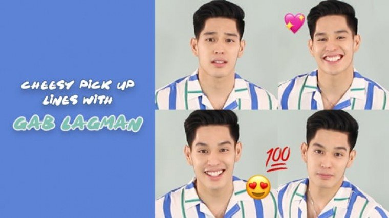 WATCH: Cheesy Pick-up Lines with Gab Lagman