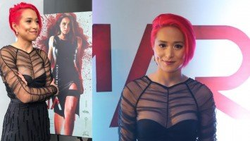 """Self-made Cristine Reyes says: """"Nobody really helps me financially."""""""