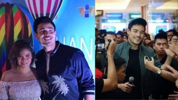 Xian Lim talks about becoming a co-producer