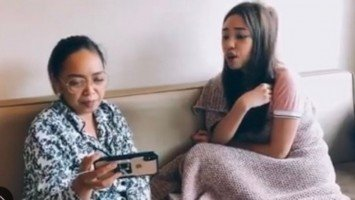Maymay Entrata effortlessly sings with Kakai Bautista