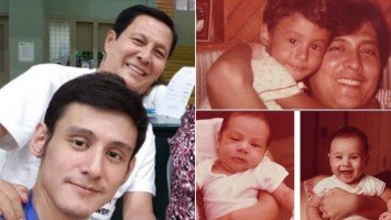 """EXCLUSIVE: """"Excruciating! It's a excruciating pain to see your child fade before your eyes tapos wala kang magawa.""""—Tirso Cruz III"""