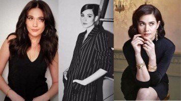 FASHION FRIDAY | Bea Alonzo blooms in black