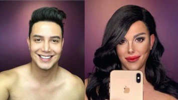 Paolo Ballesteros transforms into Miss Universe 2018 candidates