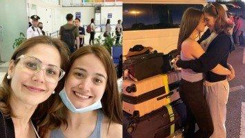 Lexi Fernandez bids mom Maritoni and showbiz goodbye as she pursues higher education in Australia
