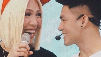 Ion Perez voices out love for Vice Ganda on national television