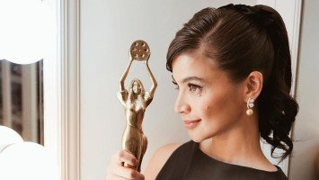 Anne Curtis honored as first female recipient of FPJ Memorial Award