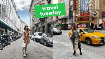 TRAVEL TUESDAY: Your next holiday destinations as seen on celeb IGs
