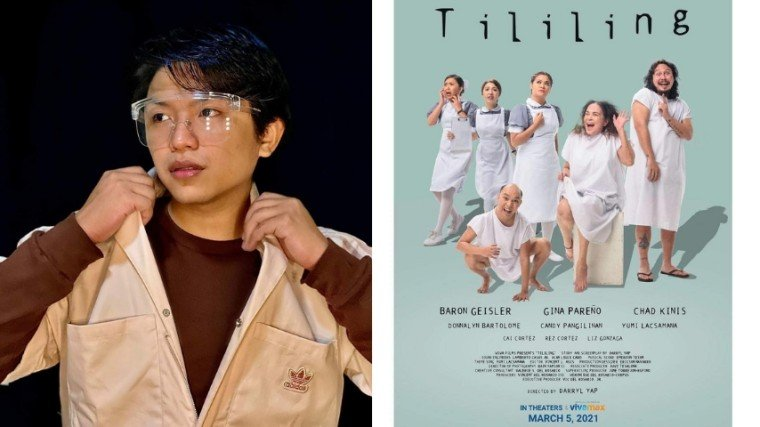 Darryl Yap shares how he handled the criticism behind his upcoming film Tililing and his goal as a known filmmaker!