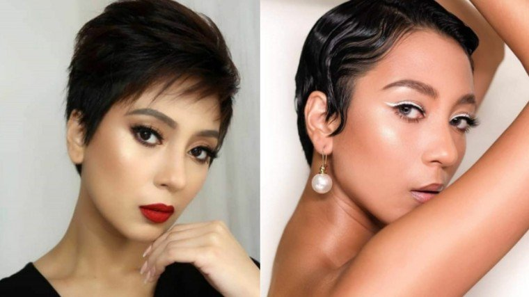 """Cavite's Kimberly """"Billie"""" Hakenson recently came out as bisexual for an interview for Miss Universe Philippines!"""