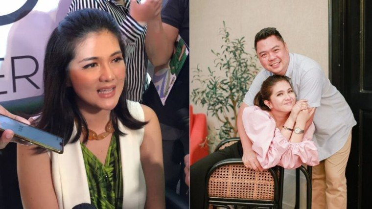 Dimples Romana talked about the possibility of leaving showbiz once her husband demanded her to quit.