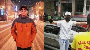 Daniel Padilla trends after showing humility over road accident with tricycle driver