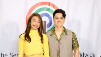 Edward Barber doesn't want to see Maymay as another man's girlfriend!