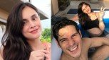 Kapuso couple Max Collins and Pancho Magno welcome their baby boy