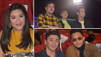 Regine Velasquez, JM de Guzman, JC Santos, Jane Oineza, and more grace the 2019 CinemaOne Originals launch