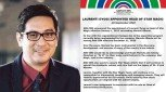 Pika's Pick: Direk Lauren Dyogi will replace  Mariole Alberto as head of the ABS-CBN talent arm, Star Magic, beginning January 1, 2021