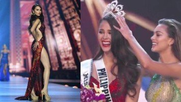 Catriona Gray is PH's fourth Miss Universe winner