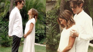 High School Musical star Ashley Tisdale is pregnant with first child