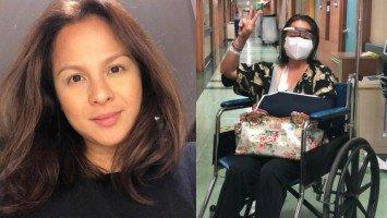 Nikki Valdez underwent hand surgery after accident