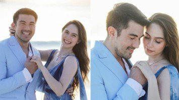 Luis Manzano and Jessy Mendiola are engaged