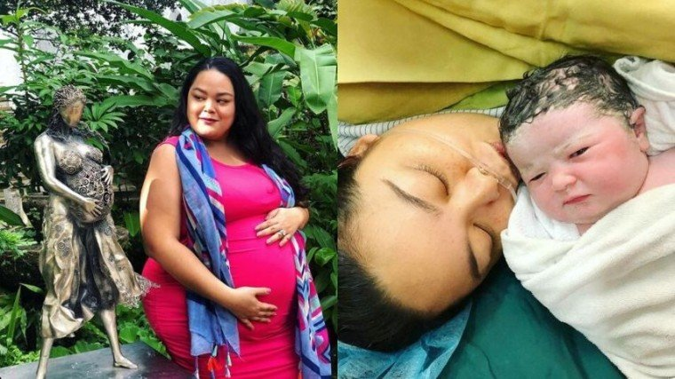 Cai Cortez recently gave birth to a beautiful baby girl. She decided to name it Carmen!