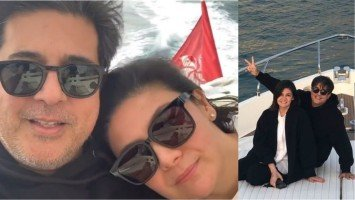 "Pika's Pick: Aga Muhlach and birthday celebrant wife Charlene Gonzalez exchange ""forever"" promises"