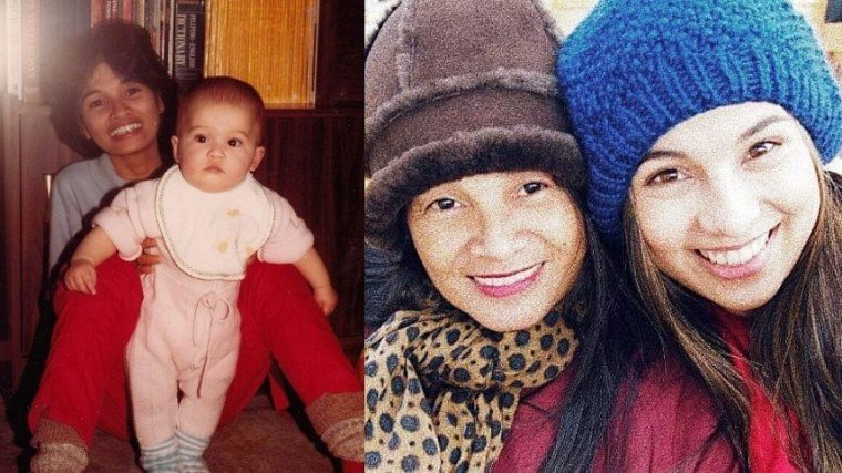 Anne and Jasmine Curtis took to their respective Instagram accounts to greet their mommy Carmen a happy birthday!