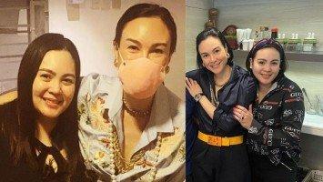 Claudine Barretto, inilarawan kung gaano ka-protective at ka-supportive ang kanyang Ate Gretchen