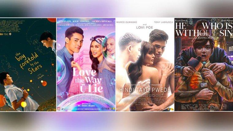 Photos: Viva Films, Sinag Maynila; Clever Minds, Inc.
