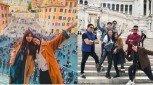 Roamin' in Rome: Kapamilya stars bask in the beauty of the Italian capital city