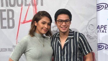 Jane Oineza felt safe while shooting intimate scenes with McCoy De Leon
