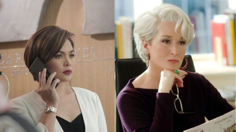 Judy Ann Santos' peg for her antagonistic role in Starla is none other than Miranda Priestly, the iconic character portrayed by Meryl Streep in The Devil Wears Prada! Know more about it by reading below!