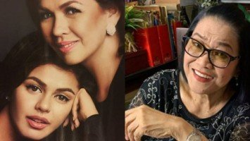 Lotlot De Leon gives daughter Janine Gutierrez message of assurance amidst being called out by Lolit Solis