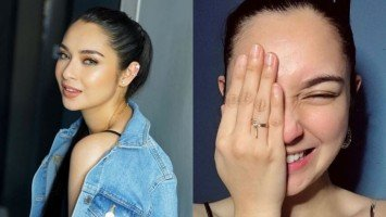 Ryza Cenon is engaged! But not the way you thought!