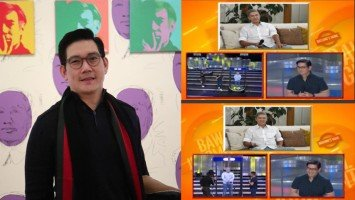 "Richard Yap tells Bossing Vic Sotto during his ""Bawal Judgmental"" guesting that he's slowly recovering loses from his businesses"
