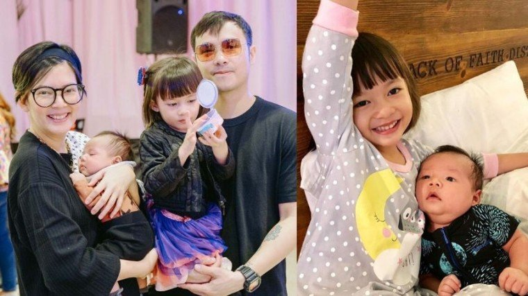 Chynna Ortaleza encourages her kid Stellar to become more independent.