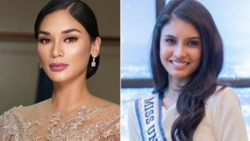 """Pia Wurtzbach on Rabiya Mateo's mindset to win the Miss Universe crown: """"You're on the right path."""""""