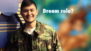 Matteo Guidicelli reveals action-filled dream role