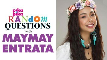 EXCLUSIVE: Maymay Entrata answers Random Questions from pikapika!