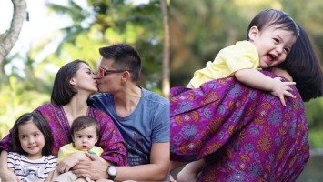 Pika's Pick: Marian Rivera and Dingdong Dantes celebrate Baby Sixto's 10th month!