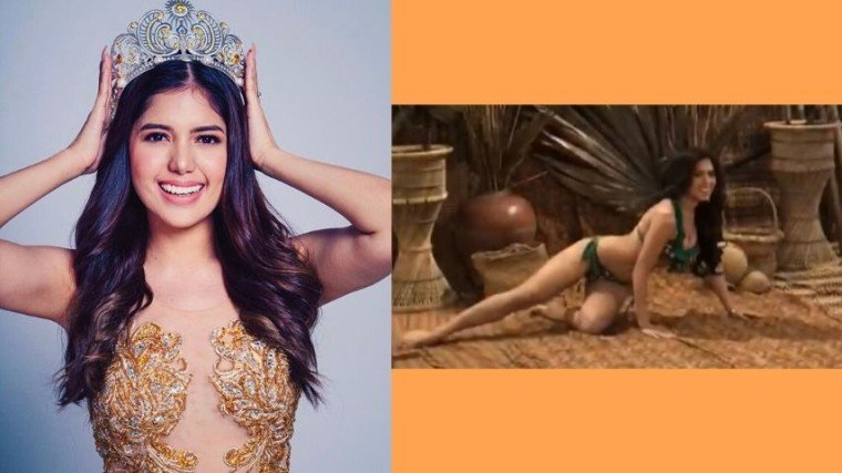Pika's Pick:  Isabelle de Leon sizzles in her Miss Multinational swimsuit shoot