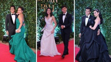 Dating in style: Couples at the ABS-CBN Ball