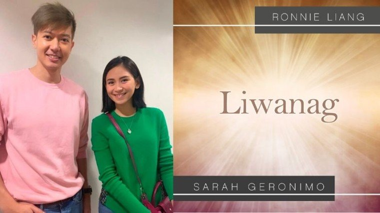 Sarah Geronimo and Ronnie Liang will share the stage tonight at Love x Romance concert at Music Museum.