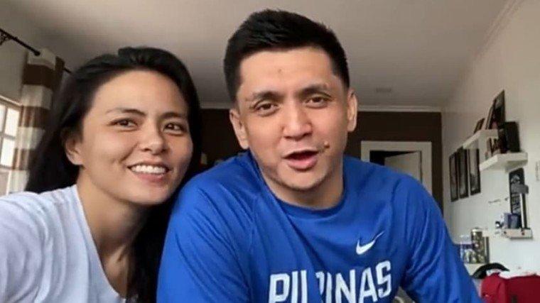 SCREENSHOT: Alapag Family Fun on YouTube