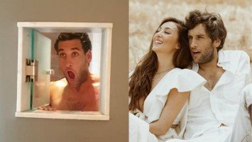 WATCH: Nico Bolzico takes on wife Solenn Heussaff's silly painting challenge