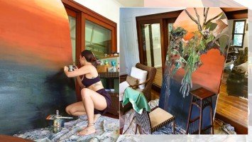 Pika's Pick: The painter in Solenn Heussaff drops her latest piece and its a stunner